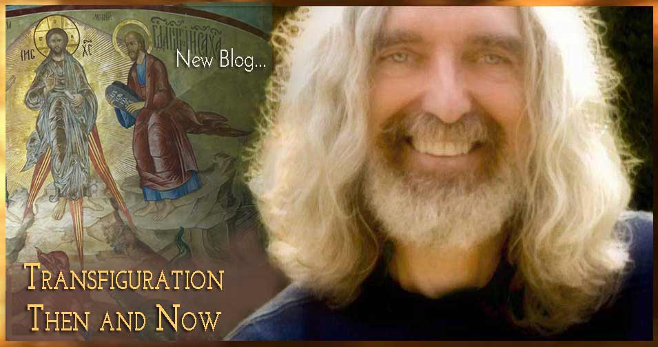 Transfiguration – Then and Now - Patheos.com blog by Fr. Sean O'Laoire, PhD