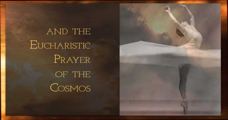 Fr. Sean O'Laoire, PhD is author of the Eucharistic Prayer of the Cosmos