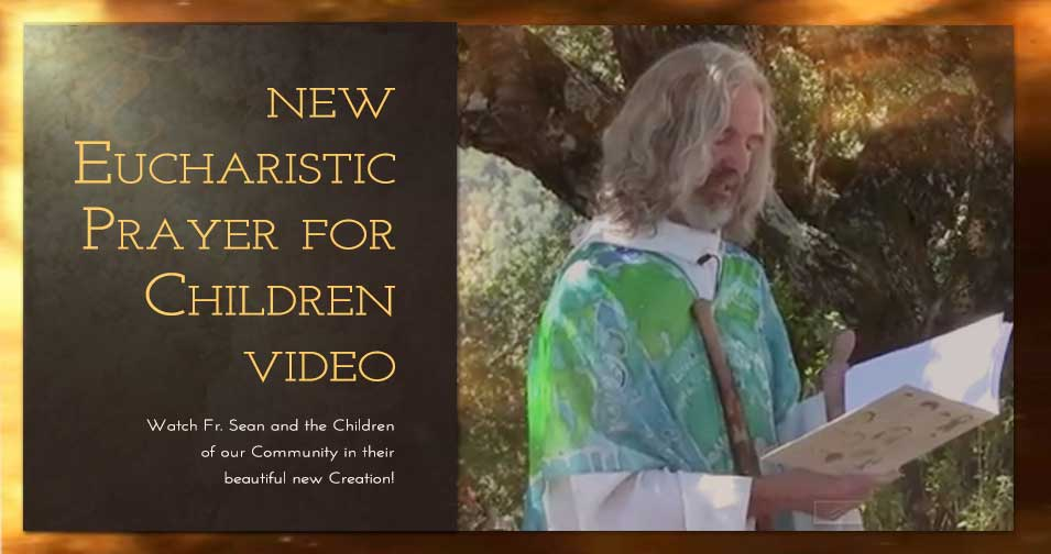 Fr. Sean O'Laoire's New Eucharistic Prayer for Children Video